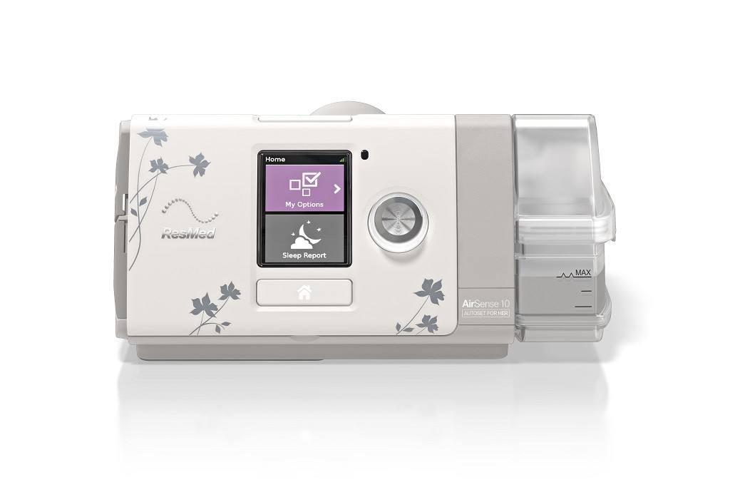 瑞思迈S10呼吸机AirSense 10 AutoSet for Her Plus单水平全自动