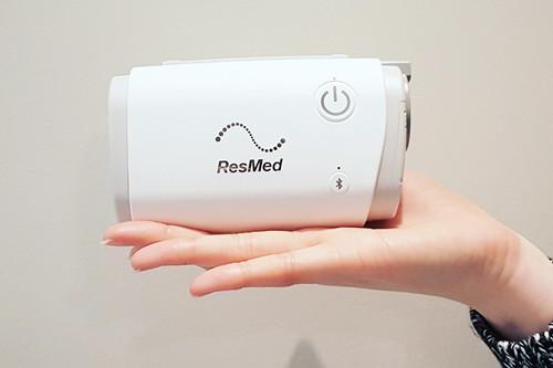 瑞思迈迷你AirMini AutoSet全自动旅行CPAP呼吸机